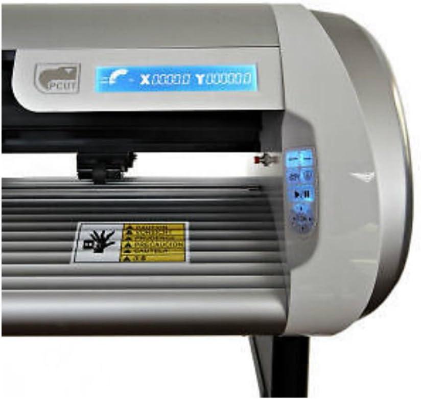 Signzworld - Nuevo bluetooth cutter elegante cb730 habilitado plotter de corte de vinilo, cortador inalámbrico con arrancador flexi 10: Amazon.es: Bricolaje y herramientas