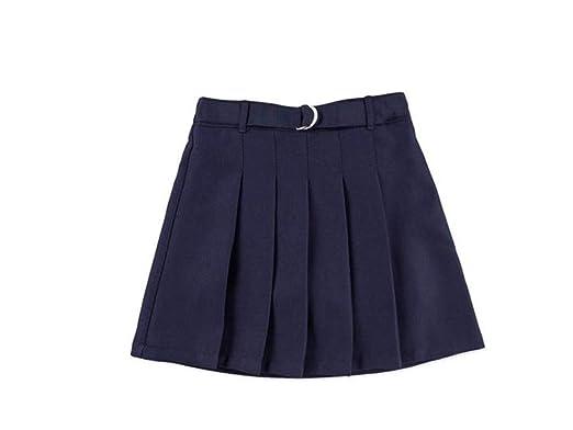 Amazon.com: George Girls School Uniform – Falda de patinete ...