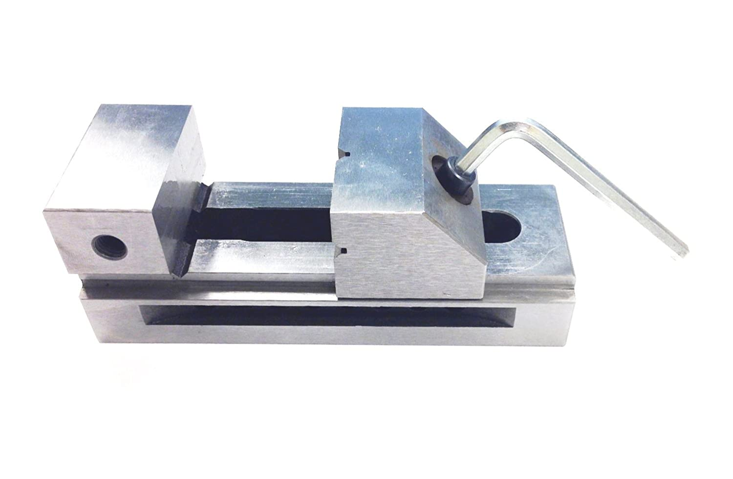 HHIP 3900-0020 1 Inch Precision Parallel Screwless Vise ABS Import Tools Inc.