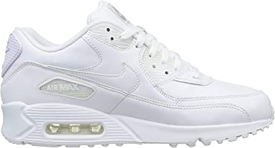 Nike Air MAX 90 Leather, Zapatillas para Hombre: Amazon.es ...