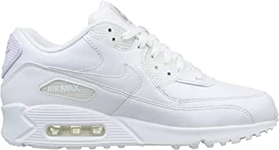 Nike Men's Air Max 90 Leather Shoes