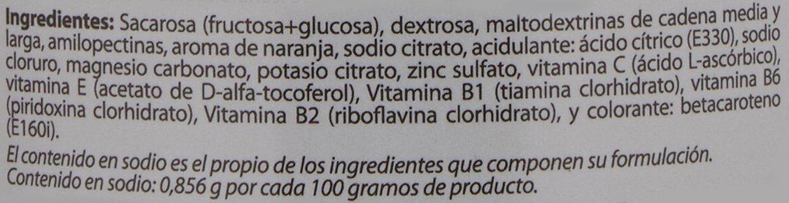 Infisport Vitaldrink, Sabor Naranja - 800 gr: Amazon.es: Alimentación y bebidas