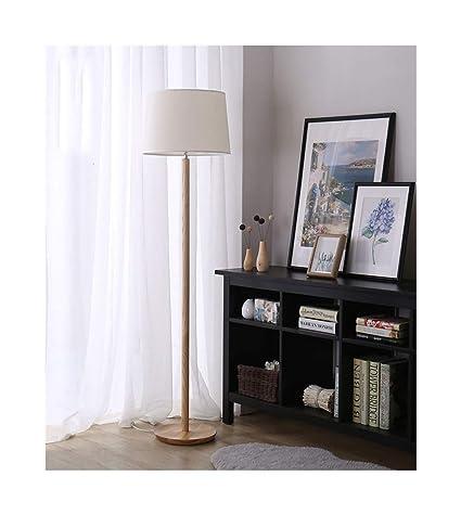 Lámpara de pie super brillante Lámpara simple Nordic living room ...