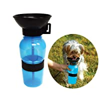 Dog Squeezable Food Bowl