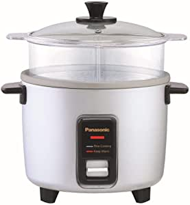 Amazon.com: PANASONIC SRW10FGE Automatic Rice Cooker