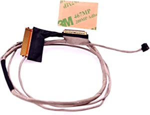 Deal4GO 30 pin eDP Video LCD Screen Ribbon Cable Replacement for HP Omen 15-AX 15-BC 15-BC220NR 15-AX033DX 15-AX250WM DD0G35LC101