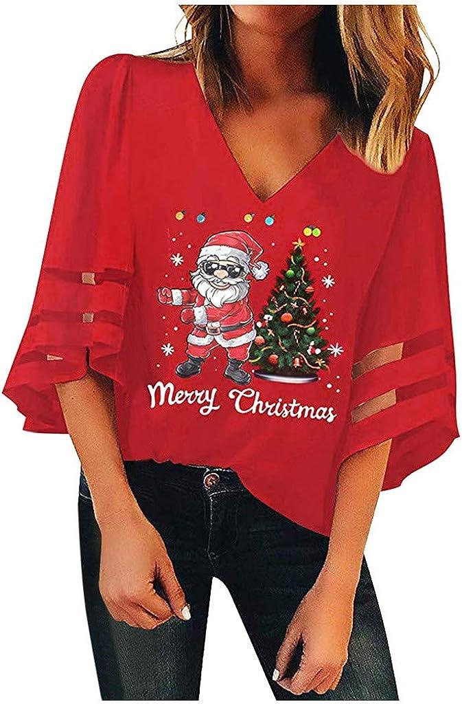 ITLOTL Christmas Blouse...