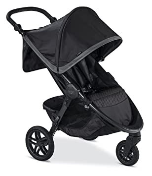 Britax B-Free Stroller, Pewter