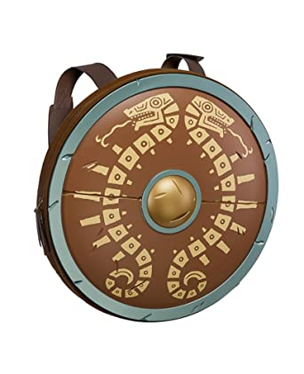 9f48c7b5fc Zelda Breath of the Wild Shield Backpack