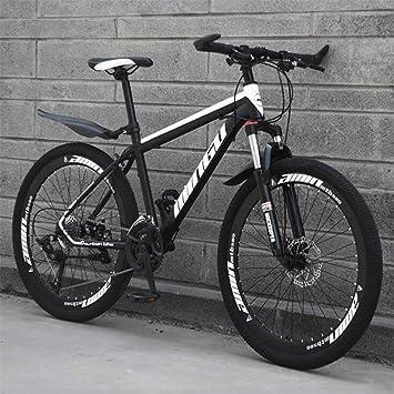 WJSW Bicicleta de montaña Rueda de 26 Pulgadas Bicicleta de ...