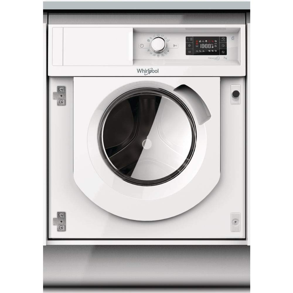 Whirlpool Lavadora INTEGR WMWG71284EU 7KG 1200RPM: 411.4: Amazon ...