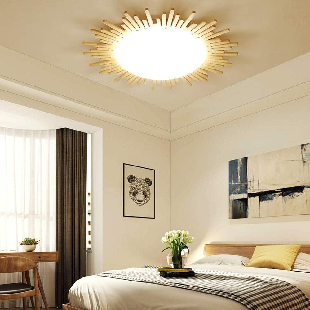8W led Sun Round Ceiling lamp IKEA Bedroom Living Room lamp Study
