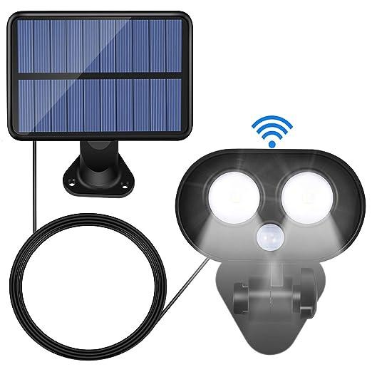 Amazon.com: Onlykangfly - Luces solares para exteriores, luz ...