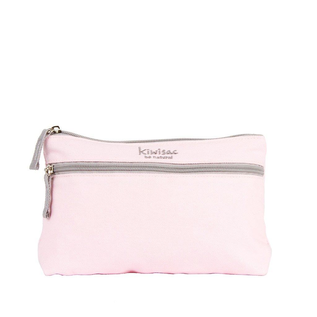 Kiwisac - Neceser Be Nature, color rosa 08436539756279