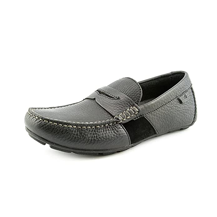 Amazon.com | Men's Sperry, Wave Driver Penny Loafer A casual driving styl  slip on with a lea | Loafers & Slip-Ons