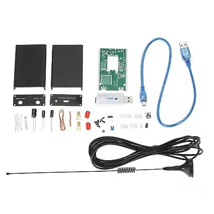 KKmoon 100Khz-1.7Ghz Uv Hf Rtl-Sdr Receptor Del Sintonizador Del Kit Del