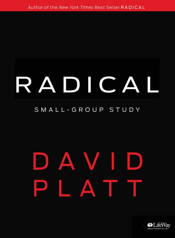 radical small group study member book david platt 9781415872192 rh amazon com radical platt study guide radical study guide by david platt