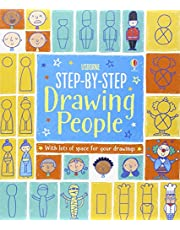 Step-by-Step Drawing Book: People
