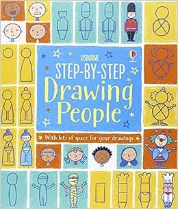 Book Step-by-Step Drawing People