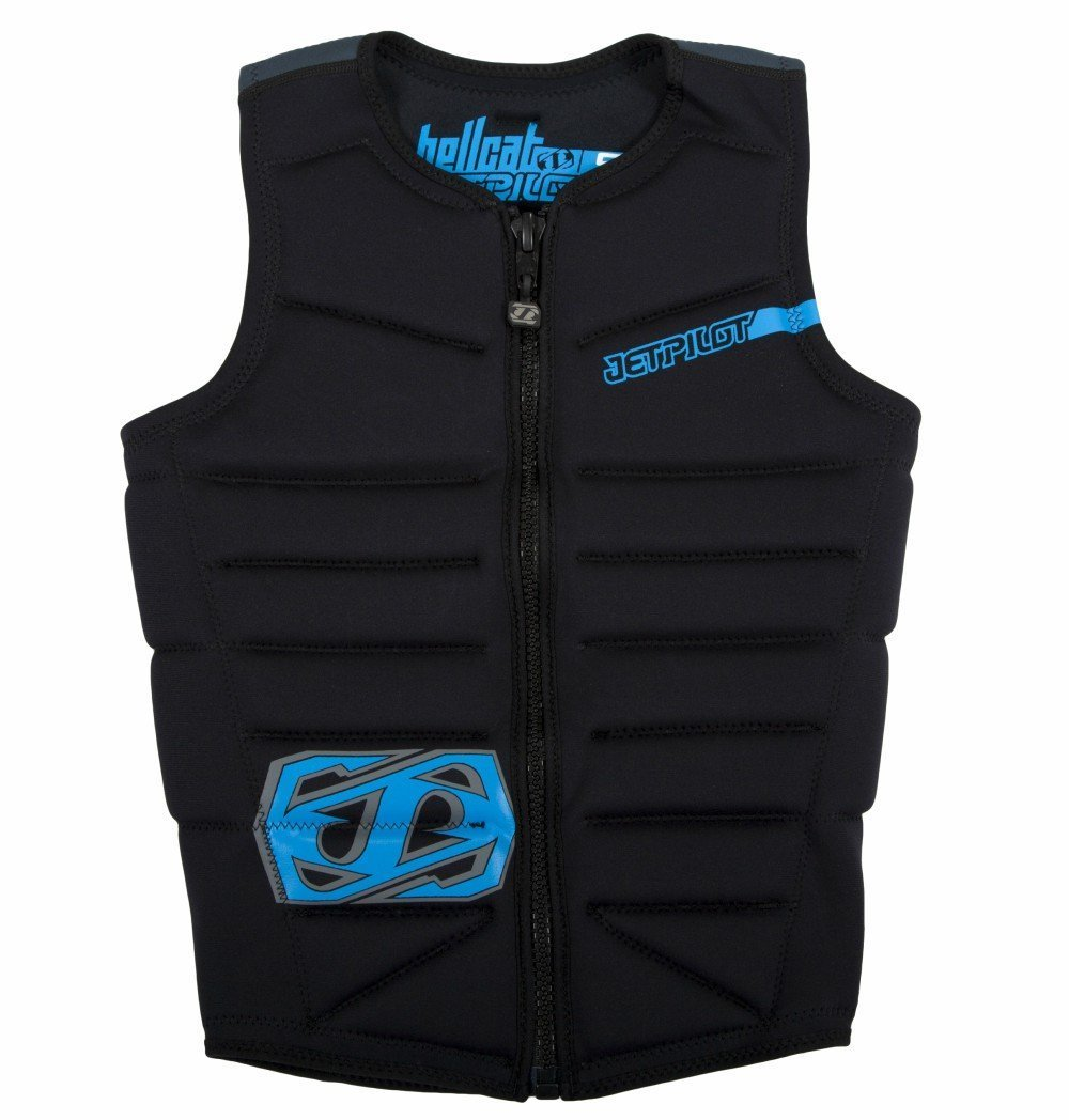 豪華 Jet X-Small Pilot Guard Men's U.S. Hellcat Comp Vest Non U.S. Coast Guard Approved Vest X-Small Blue [並行輸入品] B075K742HR, 弟子屈町:3270533e --- a0267596.xsph.ru