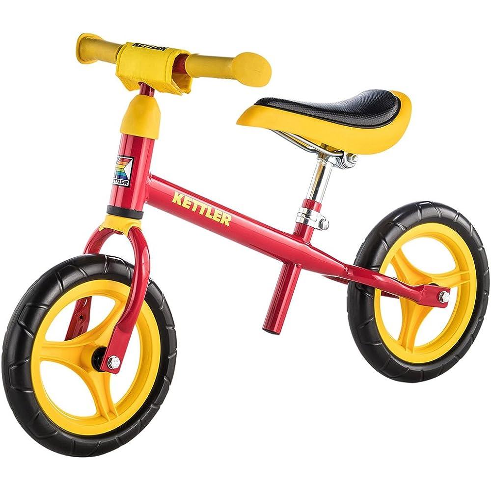 Ein gutes Laufrad finden Sie bei der Marke Kettler.