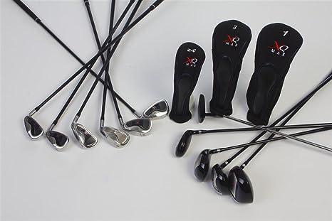 XQ-MAX Damen Golf-Komplettset mit Graphitschäften für ...