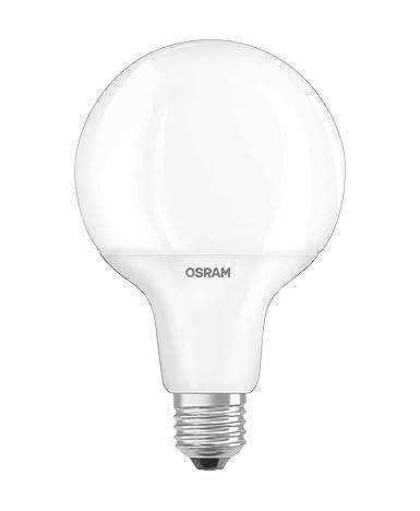 Osram Star Bombilla LED E27, 9 W, Blanco Paquete individual