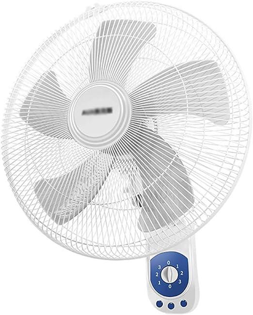 Fan Fan Ventilador de Pared de 16 Pulgadas, Ajuste mecánico de 3 ...