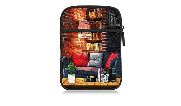 Amazon.com: Buteri Reading Time Neoprene Protective Kindle ...