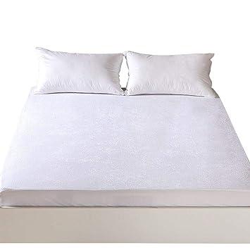 FAIRYLAND Superior Protector de colchón Impermeable,hipoalergénico, Profundo de Bolsillo (180_x_190_cm): Amazon.es: Hogar