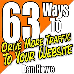 63 Ways to Drive More Traffic to Your Website