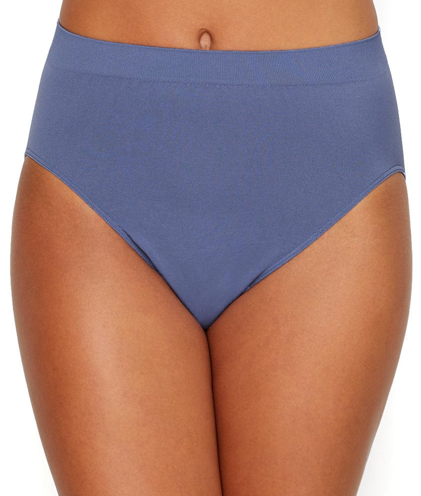 Bali Women's Comfort Revolution Seamless High-Cut Brief Panty 303J