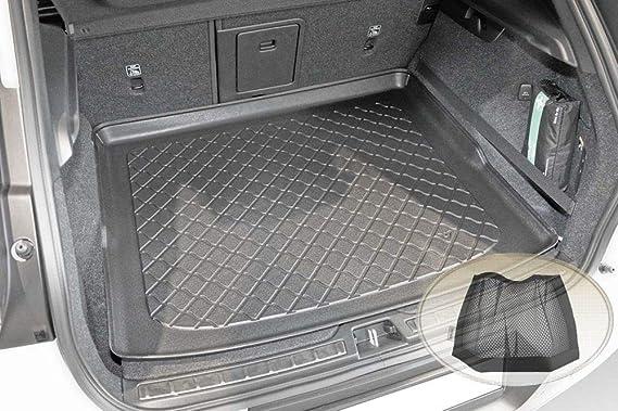 Klett-Organizer für Volvo XC40 Momentum Typ 536 Steilheck Gelä Kofferraumwanne