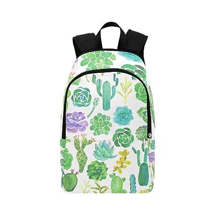 Bolsa de Deporte para niños Lovely Green Watercolour Oasis ...
