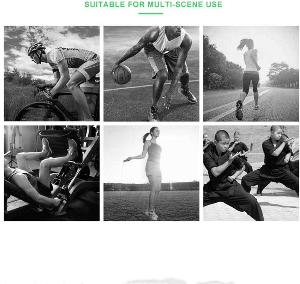 Protecci/ón De Presi/ón Transpirable Con Venda De Velcro un Par Adecuada Para Levantamiento De Pesas Fitness Ayuda De Codo Para Hombres Y Mujeres M Protecci/ón De Motocicleta