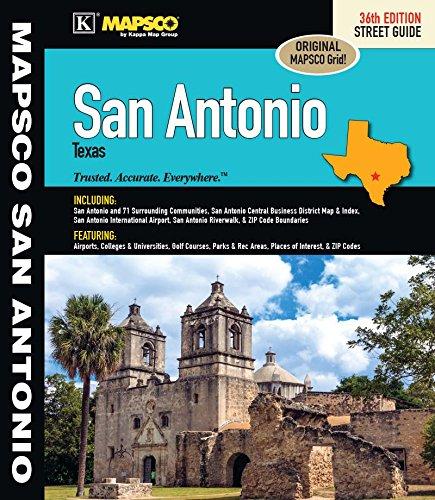 San Antonio, TX Street Guide