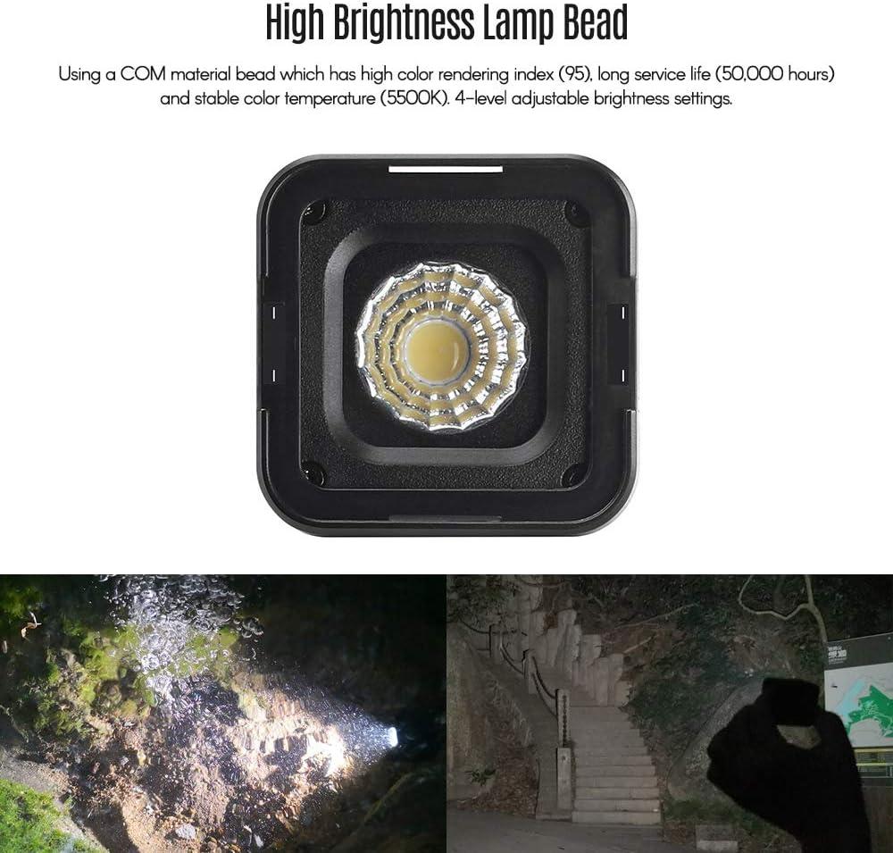 Toptoo Ulanzi L1 Pro Vielseitiges Wasserdichtes Kamera