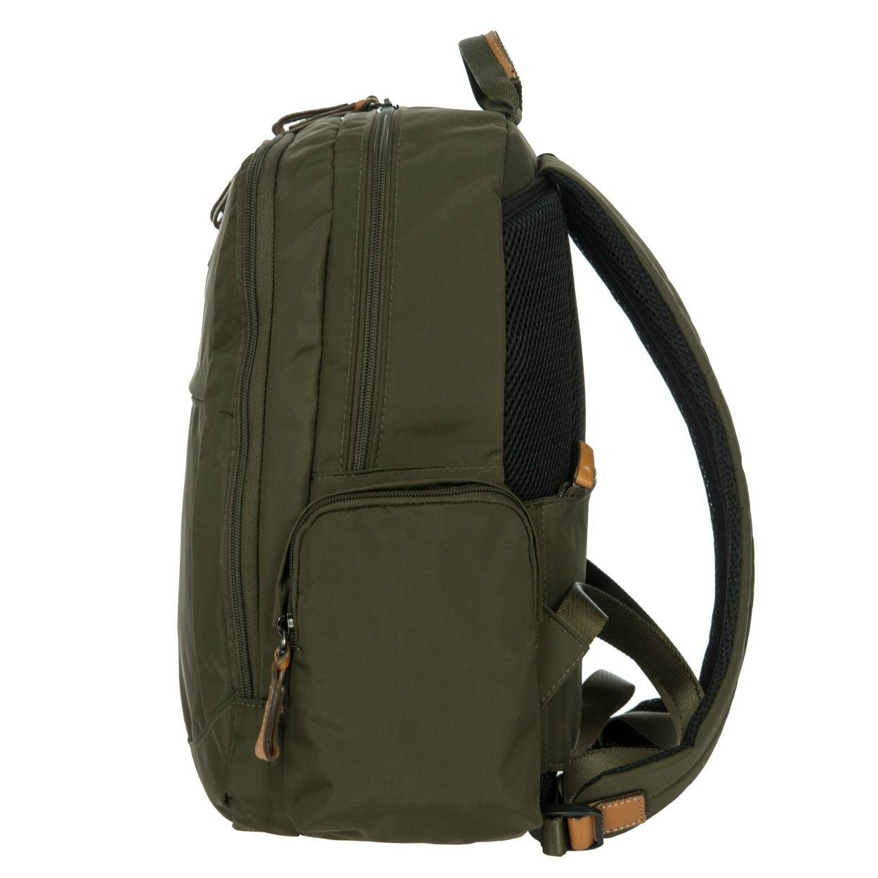 Bric's X-Bag/x-Travel 2.0 Nomad Laptop|Tablet Business Backpack, Navy, One Size by Bric's (Image #4)