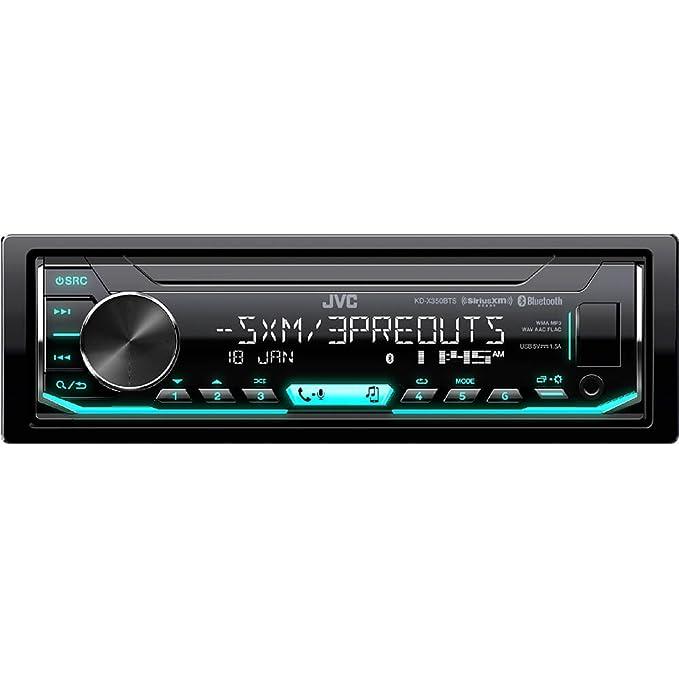 Amazon Jvc Kdx350bts 1din Car Digital Media Bluetooth Rhamazon: Jvc Radio Bluetooth Wi Fi At Gmaili.net