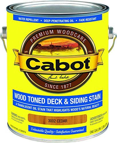 GAL Cedar DK Tone Stain (Pack of (Gal Deck Stain)
