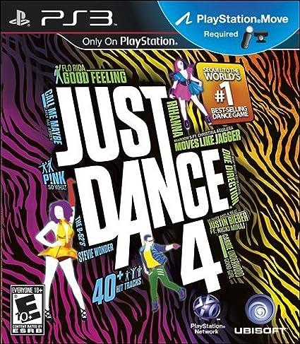 Ubisoft Just Dance 4, PS3 - Juego (PS3, PlayStation 3, Dance, RP (Clasificación pendiente)): Amazon.es: Videojuegos