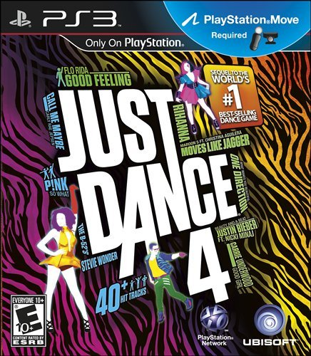Just Dance 4 - Playstation 3 (Ps3 Dance Games)