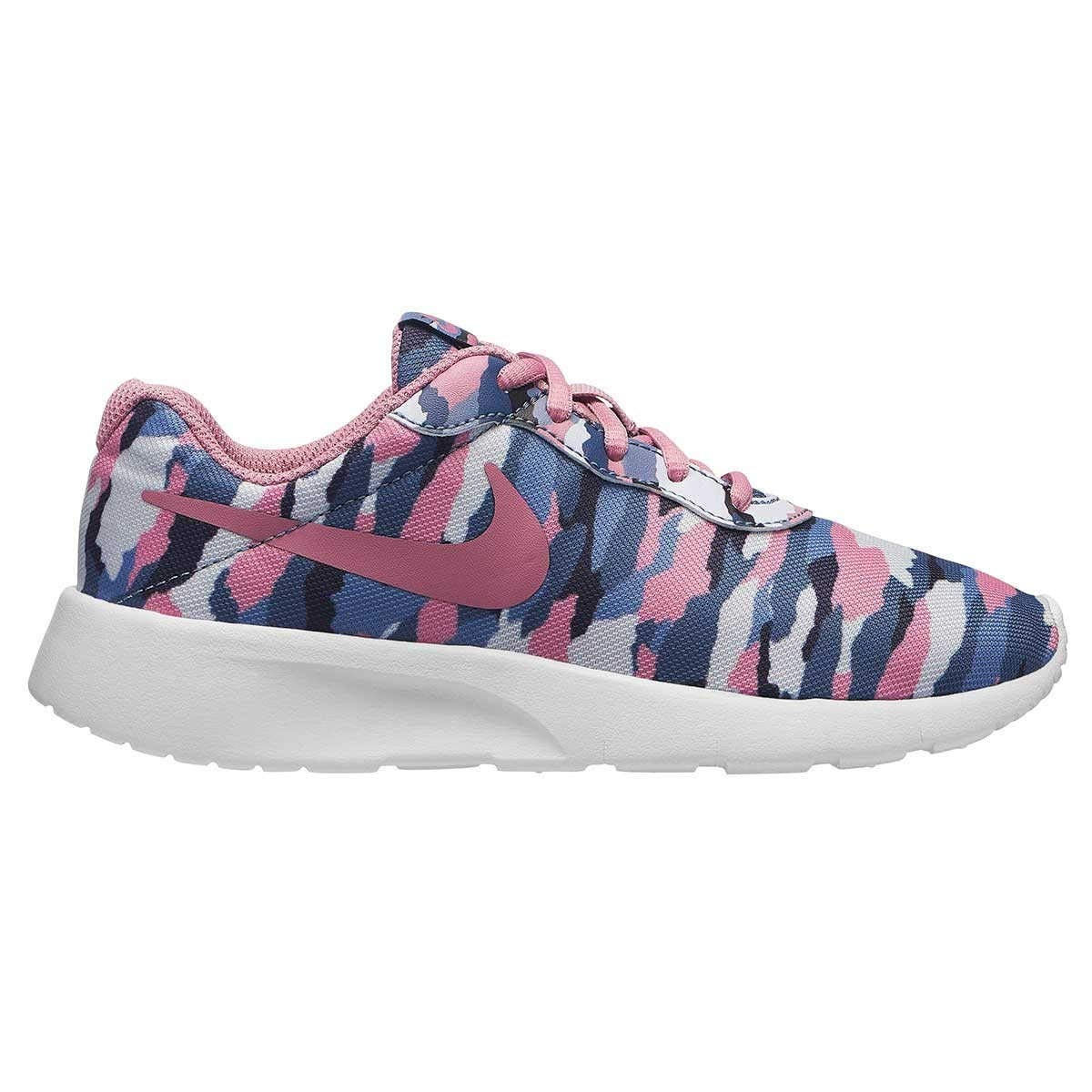 49c70a2ac14ec Amazon.com | Nike Tanjun Print (GS) Big Kids | Running