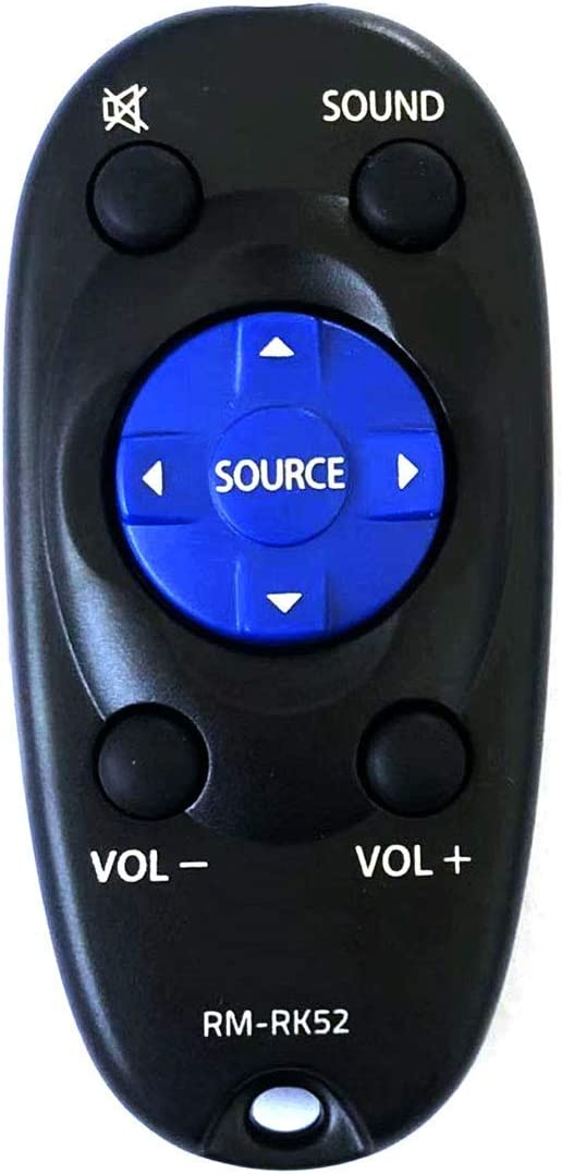 New Young Generic JVC Replacement Remote RM-RK50 RM-RK52 for JVC Car Stereo