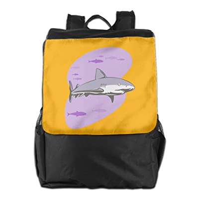 Shark-cartoon-design Bag,Backpack,hiking-daypacks good
