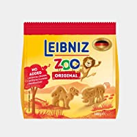 Bahlsen Leibniz Zoo Original Biscuits, 100 gm