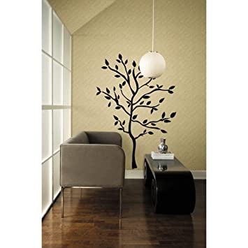 d3d19482fe2 Buy Asian Paints Nilaya Tree Branches wall stickers Online at Low Prices in  India - Amazon.in