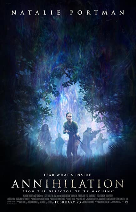 Image result for annihilation poster