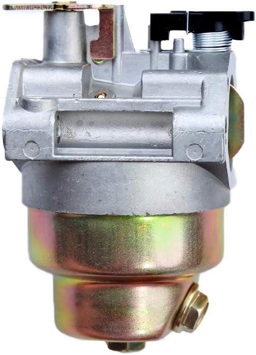 Carburetor carb fit HONDA Lawn Mower GCV160 GCV135 HRG536 535HRD HRG with Gasket Fuel Line16100-Z0L-013