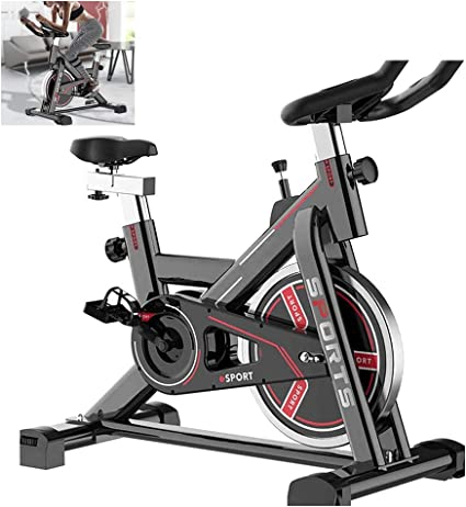 Adjustable Sport Exercise Gym Bike Home Cardio Training Indoor Cycling Machine